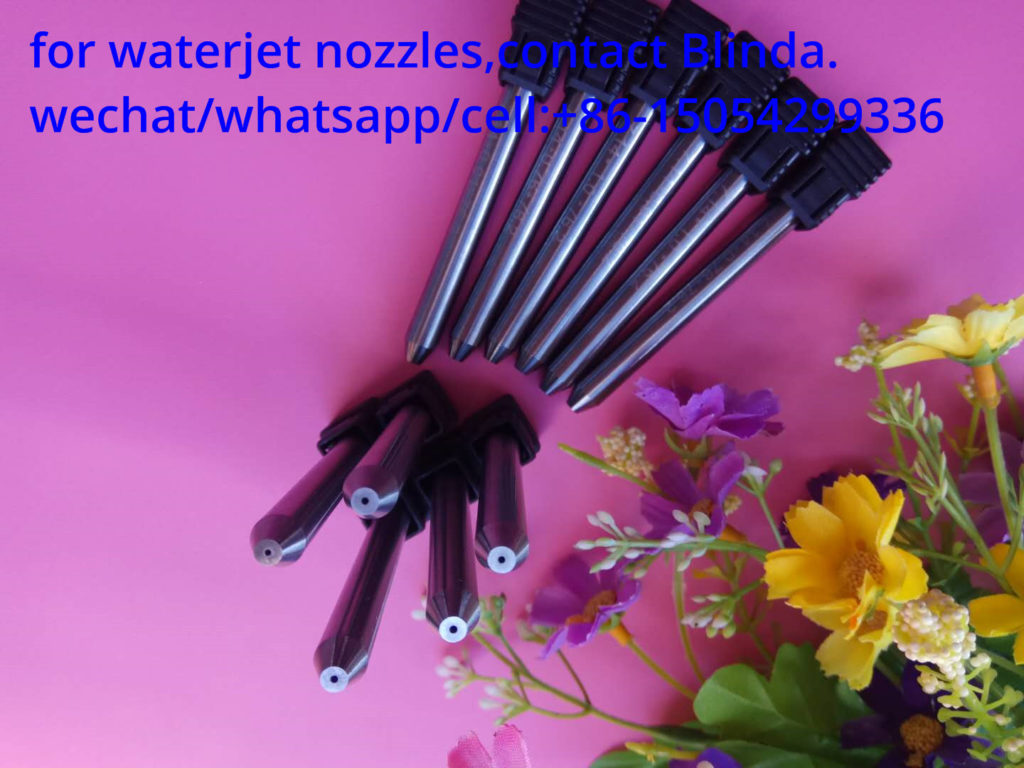 waterjet nozzle manufacturer from China